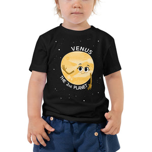 Planet Venus 2-5T Toddler T-Shirt
