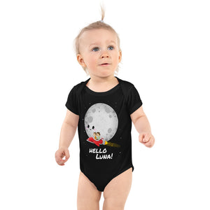 Hello Luna! 3M-24M Infant Bodysuit