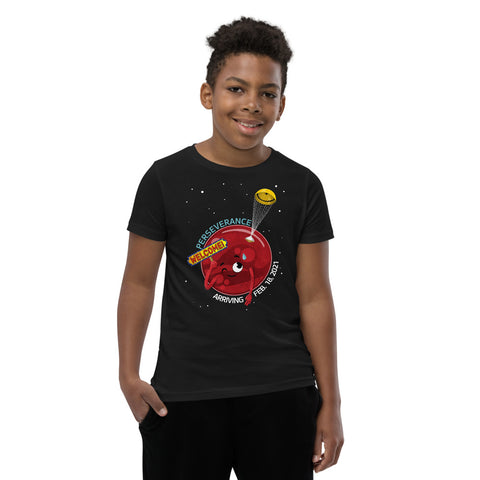 New Mars Rover Youth T-Shirt
