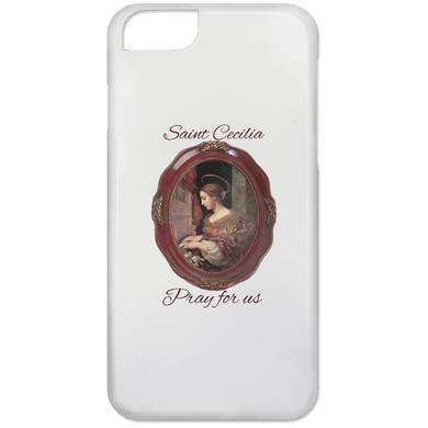 Saint Cecilia iPhone 6 Case