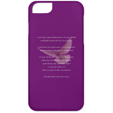 Come Holy Spirit iPhone 6 Case