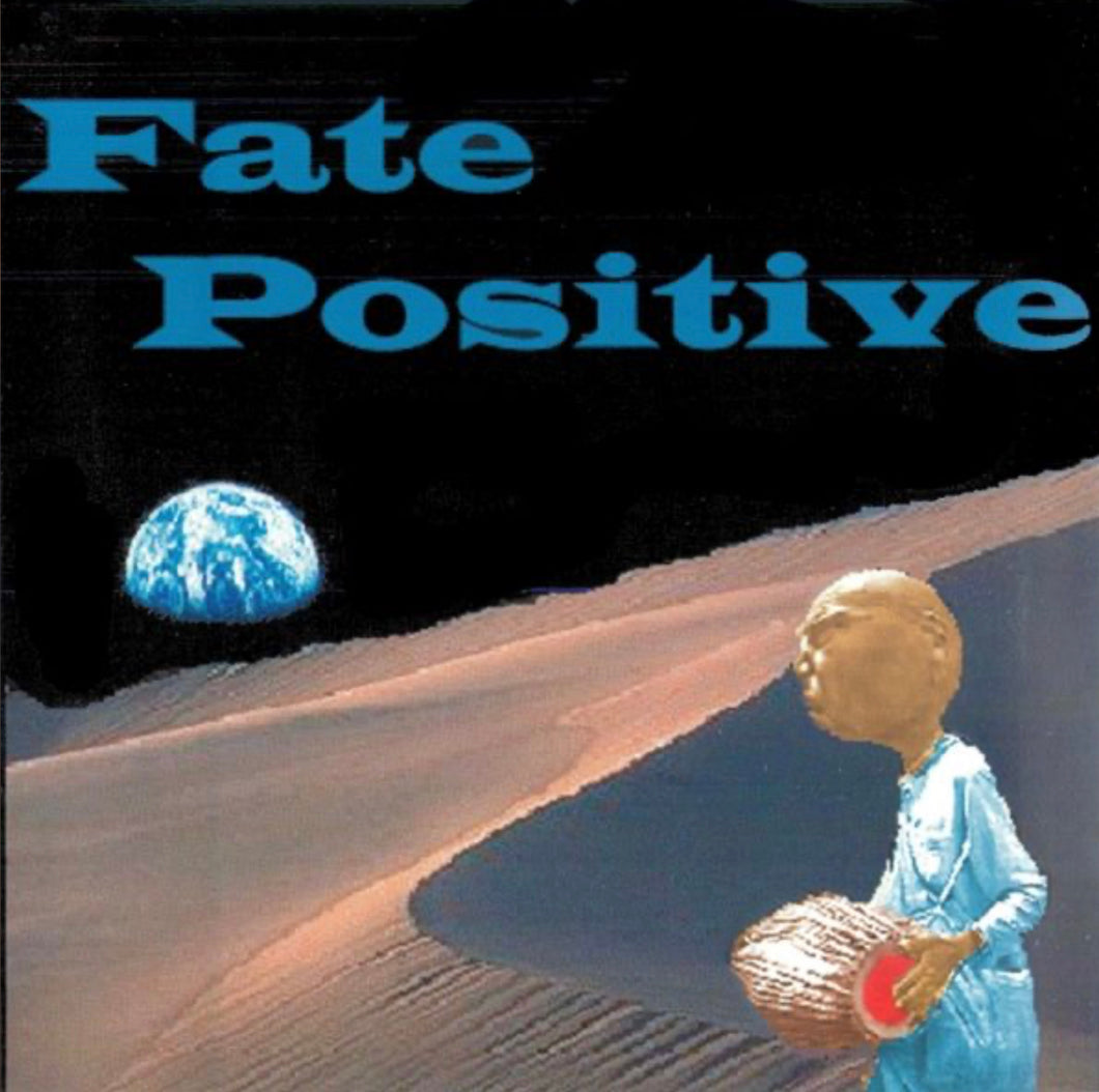 Fate Positive CD