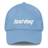 Registered Dog Hat [Lost Dogz Merch]-Hat-The Merch Kennel - LostDogz-Carolina Blue-lostdogz.shop