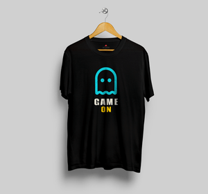"""GAME ON"" - HALF-SLEEVE T-SHIRTS - ANTHERR"