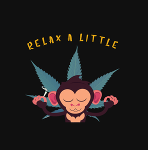 """RELAX A LITTLE""- UNISEX HALF SLEEVE T-SHIRTS.. - ANTHERR"