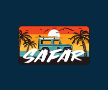 "Load image into Gallery viewer, "" SAFAR "" HALF-SLEEVE T-SHIRT'S - ANTHERR"