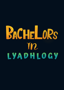 """ BACHELORS IN LYADHOLOGY"" HALF-SLEEVE T-SHIRT'S - ANTHERR"