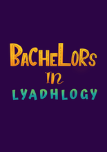"Load image into Gallery viewer, "" BACHELORS IN LYADHOLOGY"" HALF-SLEEVE T-SHIRT'S - ANTHERR"