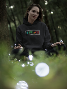"""PEACE"" - WINTER UNISEX HOODIES"