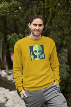 Load image into Gallery viewer, Human Sucks : ALIEN AND SPACE- Winter Sweatshirts