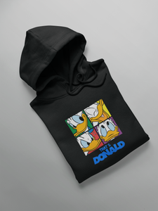 DONALD DUCK  - Winter Hoodies
