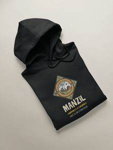 """ MANZIL"" - WINTER HOODIES FOR MEN"