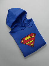 Load image into Gallery viewer, Superman Emblem - WINTER HOODIES