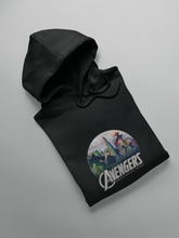 Load image into Gallery viewer, Avengers - Earth's Mightiest Heroes - Half Sleeves T-Shirts - Winter Hoodies