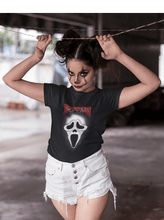"Load image into Gallery viewer, "" SCREAM "" - HALF-SLEEVE T-SHIRTS - ANTHERR"