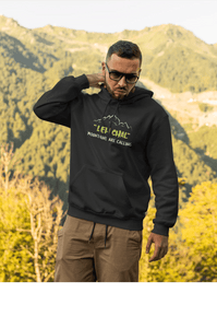 """ LEH CHAL "" - WINTER HOODIES FOR MEN - ANTHERR"
