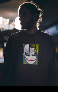 """ JOKER "" - WINTER HOODIES - ANTHERR"