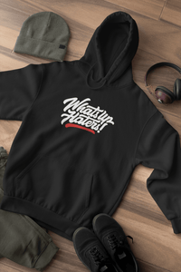 """ Whatsup Haters ""- UNISEX HOODIES"
