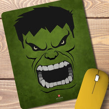 "Load image into Gallery viewer, ""HULK"" Anti Skid Mouse Pad - ANTHERR"