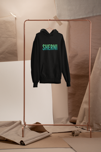 """SHERNI"" - WINTER UNISEX HOODIES (WHITE)"