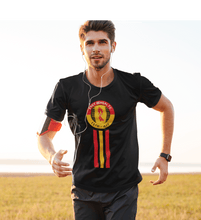 "Load image into Gallery viewer, "" EAST BENGAL"" - BENGALI FEVER - HALF SLEEVE T-SHIRT"