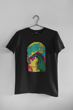 Load image into Gallery viewer, LOVE KUSH- HALF-SLEEVE T-SHIRTS
