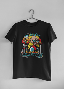 LET'S COOK :  BREAKING BAD - HALF SLEEVE T-SHIRTS
