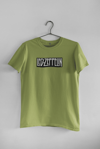 """ Led-zeppelin "" - HALF-SLEEVE T-SHIRT'S"
