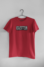"Load image into Gallery viewer, "" Led-zeppelin "" - HALF-SLEEVE T-SHIRT'S"