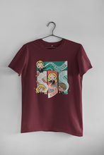Load image into Gallery viewer, SPELLS AND CHARMS : HARRY POTTER - HALF-SLEEVE T-SHIRTS