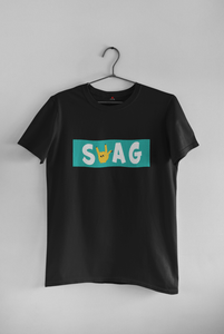 """SWAG""- HALF-SLEEVE T-SHIRT'S - ANTHERR"