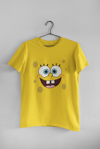 SpongeBob: HALF SLEEVE T-SHIRT - ANTHERR