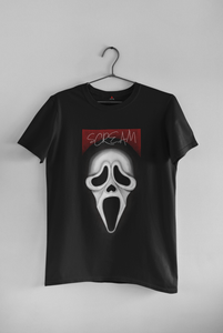 """ SCREAM "" - HALF-SLEEVE T-SHIRTS - ANTHERR"
