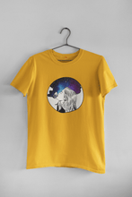 "Load image into Gallery viewer, "" SMOKEY GALAXY "" HALF-SLEEVE T-SHIRTS - ANTHERR"