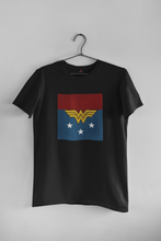 Load image into Gallery viewer, WONDER WOMAN GOLDEN ARMOR  : HALF SLEEVE T-SHIRT - ANTHERR