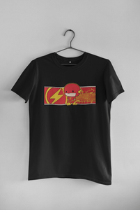 THE FLASH: HALF-SLEEVE T-SHIRTS - ANTHERR