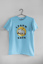 Load image into Gallery viewer, LYADH KHOR- BENGALI HALF-SLEEVE T-SHIRT
