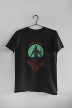 "Load image into Gallery viewer, "" ADIYOGI "" - HALF-SLEEVE T-SHIRTS - ANTHERR"
