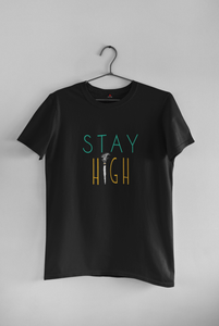 """STAY HIGH"" - HALF-SLEEVE T-SHIRT'S - ANTHERR"