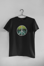 Load image into Gallery viewer, NATURAL PEACE : HALF SLEEVE T-SHIRT - ANTHERR