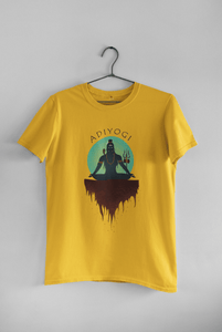 """ ADIYOGI "" - HALF-SLEEVE T-SHIRTS - ANTHERR"