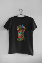 Load image into Gallery viewer, INFINITY GAUNTLET :  HALF-SLEEVE T-SHIRTS - ANTHERR
