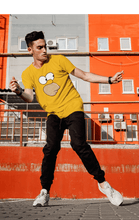 Load image into Gallery viewer, Bart Simpson Face - HALF-SLEEVE T-SHIRTS - ANTHERR