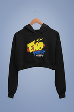 Load image into Gallery viewer, EXO PLANET - Winter Crop Hoodies