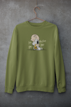 Load image into Gallery viewer, Snoopy - My Best Hugs : The Peanuts Winter Sweatshirts