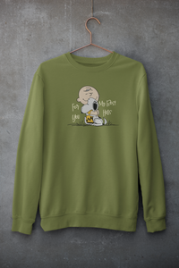 Snoopy - My Best Hugs : The Peanuts Winter Sweatshirts