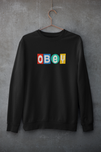 Load image into Gallery viewer, OBEY : BTS - Winter Sweatshirts