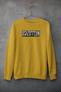 """ LED-ZEPPELIN "" - WINTER SWEATSHIRTS"