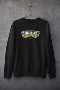 Wanderlust : Motoexplorer Club - Winter Sweatshirts