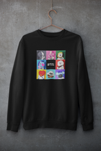 Load image into Gallery viewer, BT21 Gang : BTS - Winter Sweatshirts